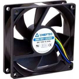 Chieftec Silent Cooling Fan 80mm AF-0825PWM