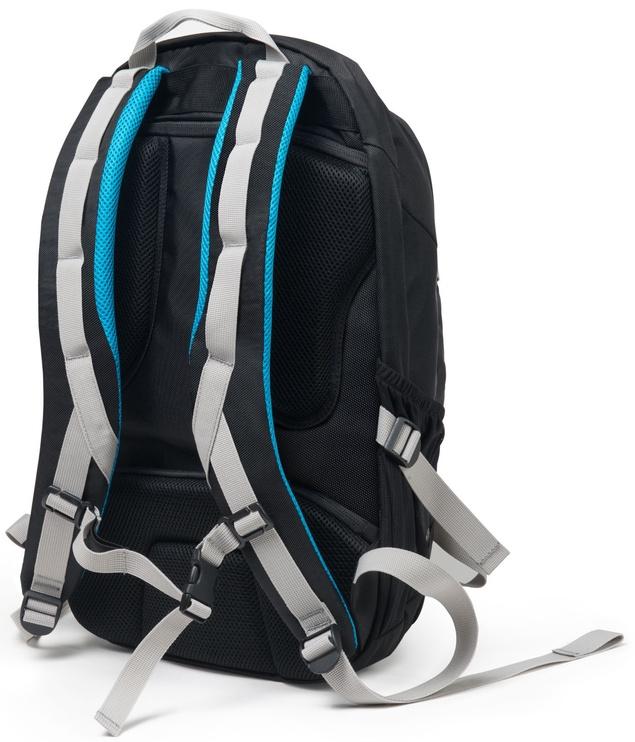 Dicota Active Backpack 14-15.6 Black/Blue