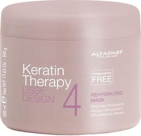 Маска для волос Alfaparf Keratin Therapy Lisse Design, 500 мл