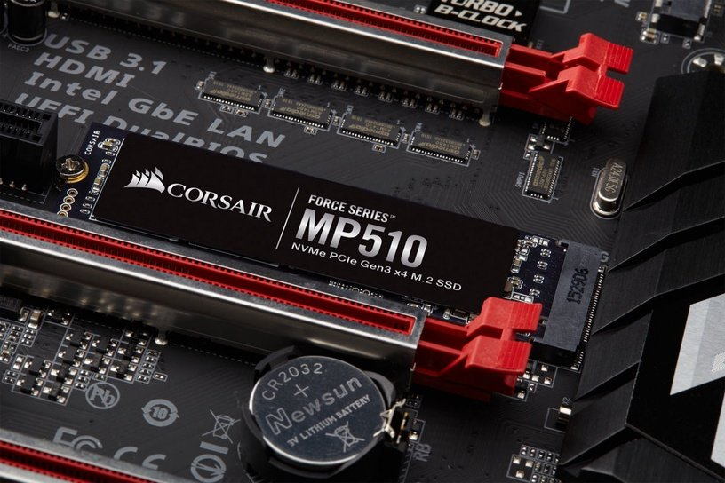 Corsair Force Series MP510 M.2 SSD 480GB
