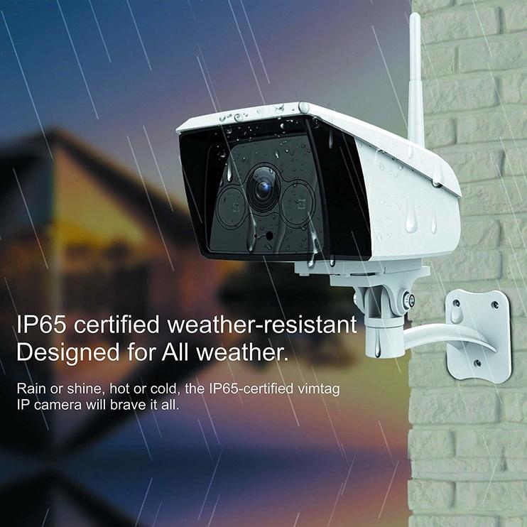 Vimtag B5 1080P Smart Cloud Camera