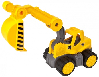 BIG Power Worker Digger Yellow