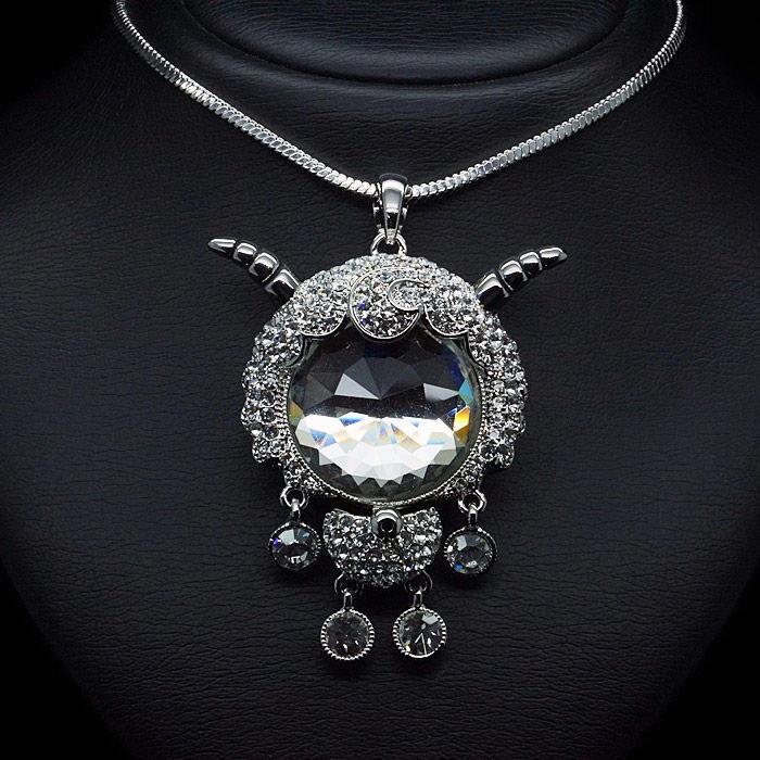 Diamond Sky Pendant Little Aries With Swarovski Crystals