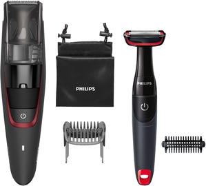 Philips Vacuum Beard Trimmer Beardtrimmer series 7000 BT7501/85