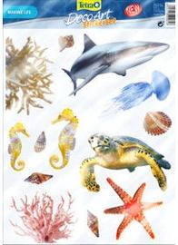 Tetra DecoArt Sticker Set Marine Life
