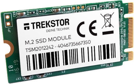 Trekstor Internal SSD for Volks Laptop (2017) 128GB M.2