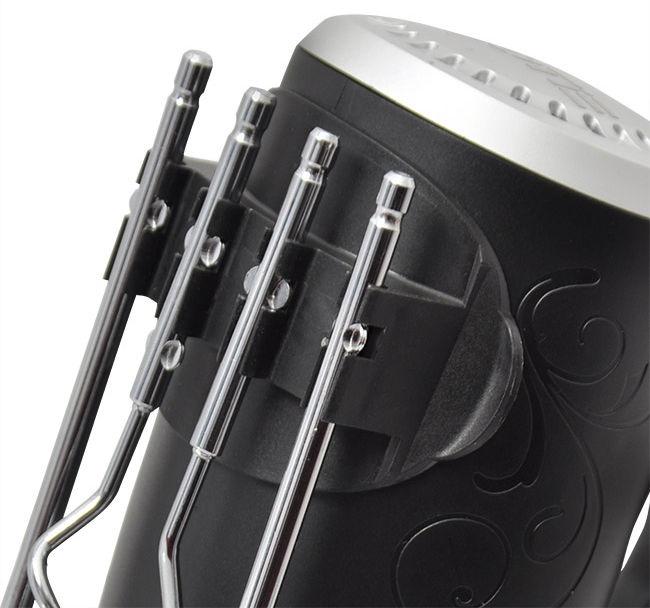 Plakiklis Gotie GHM-350C Black