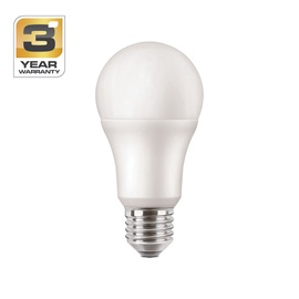SPULDZE LED A60 11W E27 WW FR ND 1055LM (STANDART)