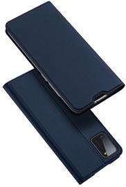 Dux Ducis Skin Pro Bookcase For Samsung Galaxy A41 Blue