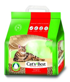 Universalusis kraikas Cat's Best Original, 5 l / 2,1 kg