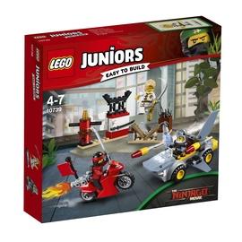 Konstruktor LEGO Juniors, Hairünnak 10739