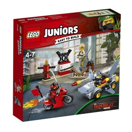 Konstruktors Lego Juniors Shark Attack 10739
