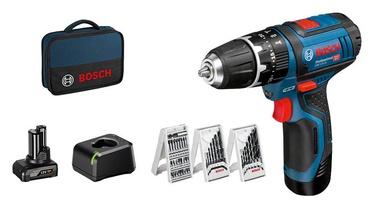 Bosch GSB 12V-15 Impact Cordless Drill 12V 2/4Ah