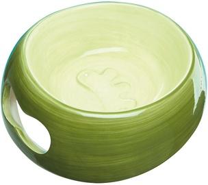 Ferplast Feeding Bowl Comet Green Medium