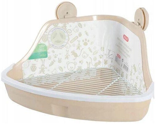 Zolux Rodent Corner Toilet Beige