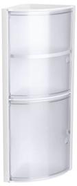 Tatay Corner Bathroom Cabinet White