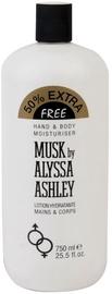 Kūno losjonas Alyssa Ashley Musk, 750 ml