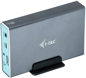 "i-Tec MySafe USB-C 2x2.5"" SATA"