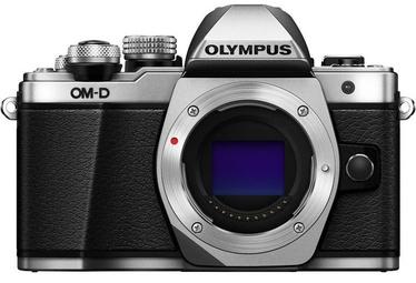 Olympus OM-D E-M10 Mark II Silver + M.Zuiko ED 14-150mm f/4.0-5.6 II Black