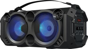 Беспроводной динамик Rebeltec SoundBox460, черный, 40 Вт