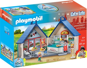 Playmobil City Life Take Along Diner 70111