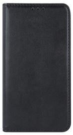 GreenGo Smart Magnet Book Case For Samsung Galaxy A6 Plus Black