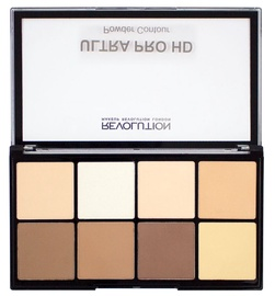 Makeup Revolution London Ultra Pro HD Powder Contour Palette 20g Fair