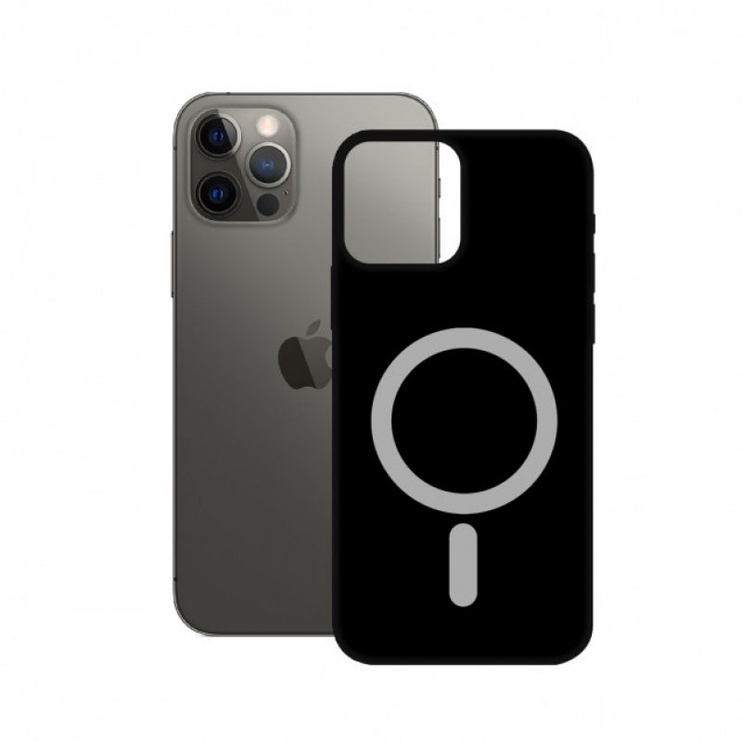 IPhone 12 Pro Max magcharge cover black