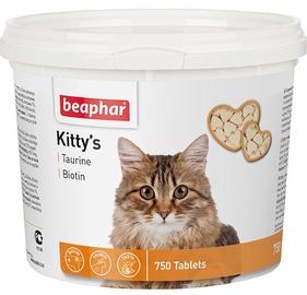 Beaphar Kittys with Taurin/Biotin 750 Tablets