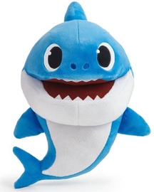 Плюшевая игрушка Pinkfong Baby Shark, 35 см