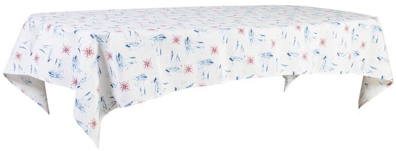 Home4you Tablecloth Florida Sea 136x220cm