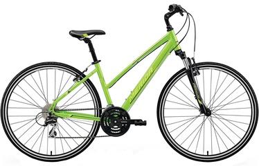 """Merida Crossway 20-V Lady 42cm 28"""" Green 18"""