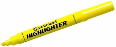 Centropen Highlighter 8852 1-4.6mm Yellow