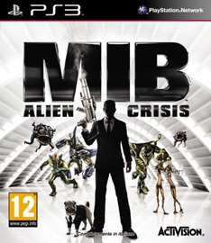 Men in Black: Alien Crisis PS3