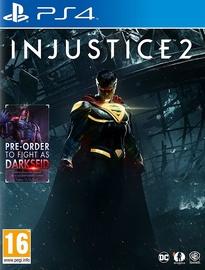 Injustice 2 Incl. Darkseid DLC PS4