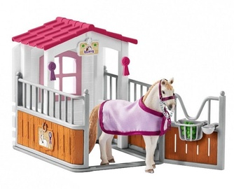 Фигурка-игрушка Schleich Horse Stall With Lusitano Mare Set 42368