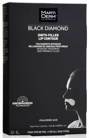 Martiderm Black Diamond Ionto Filler Lip Contour 5pcs Kit