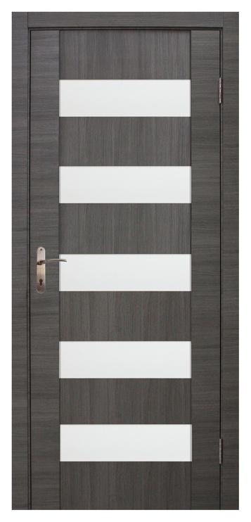 Vidaus durų varčia Cortex, pilko ąžuolo, 200x60 cm