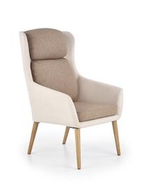 Fotelis Halmar Purio Beige/Brown, 75x67x103 cm