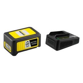 Karcher 2.445-063.0 Battery Charger Set 18V 5Ah