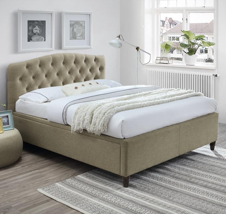 Home4you Zeta Bed w/ Mattress Harmony Delux