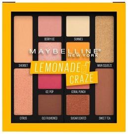 Maybelline Lemonade Craze Eyeshadow Palette 12g 01