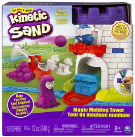 Spin Master Kinetic Sand Magic Molding Tower 6035825