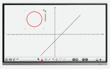 Interaktiivne tahvel Prestigio MultiBoard, 1302 mm x 791 mm