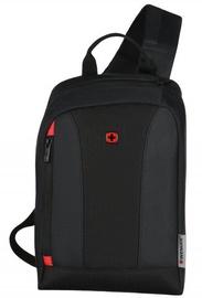 Рюкзак Wenger Monosling Shoulder Bag, черный, 10″