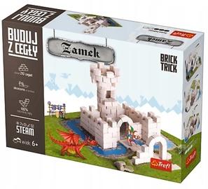 Konstruktors Trefl Brick Trick Castle, 210 gab.