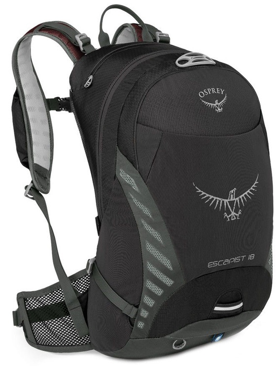 Osprey Escapist 18L Black