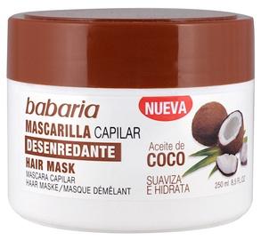 Babaria Coconut Oil Hair Mask 250ml