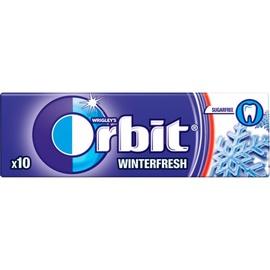 Kramtomoji guma Orbit Winterfresh, 14 g
