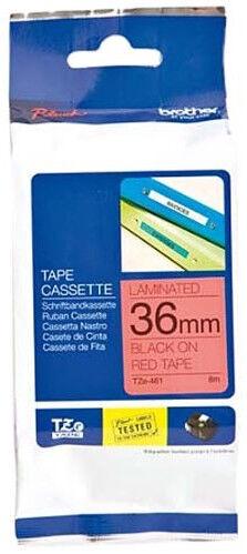 Этикет-лента для принтеров Brother TZe-461, 800 см